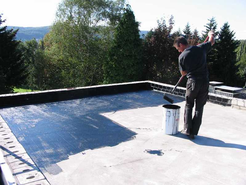 Dachdecker flachdach  Flachdachsanierung Hagen - Dachdeckermeister Rüdiger Keinecke